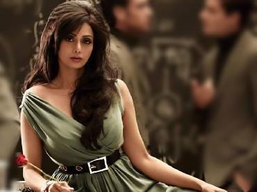 Sridevi Actress Hot Photo