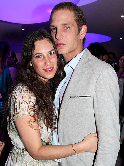Wedding Date for Andrea Casiraghi  and Tatiana Santo