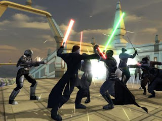 Screenshot Star Wars Knights of The Old Republic KOTOR