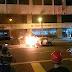 Naik Minyak: Kereta Honda Civic terbakar malam tadi?