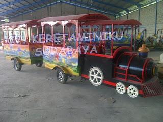 Kereta mini motor gerobak viar