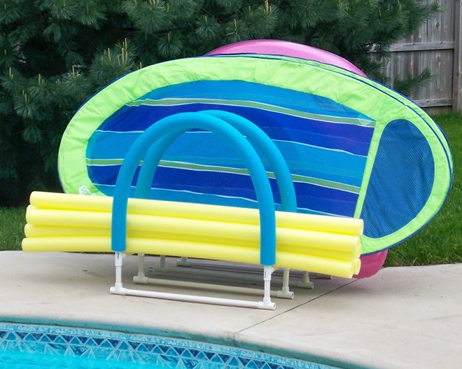 About rafts than noodles take a look at the simply better pool raft