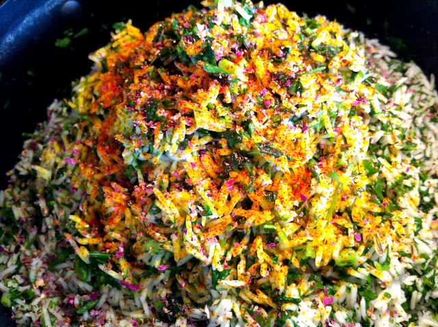 Persian food recipes cooking minette traditional norouz recipes forumfinder Gallery