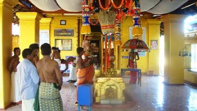 வெருகலம்பதி அருள்மிகு சித்திரவேலாயுதசுவாமி ஆலயம்