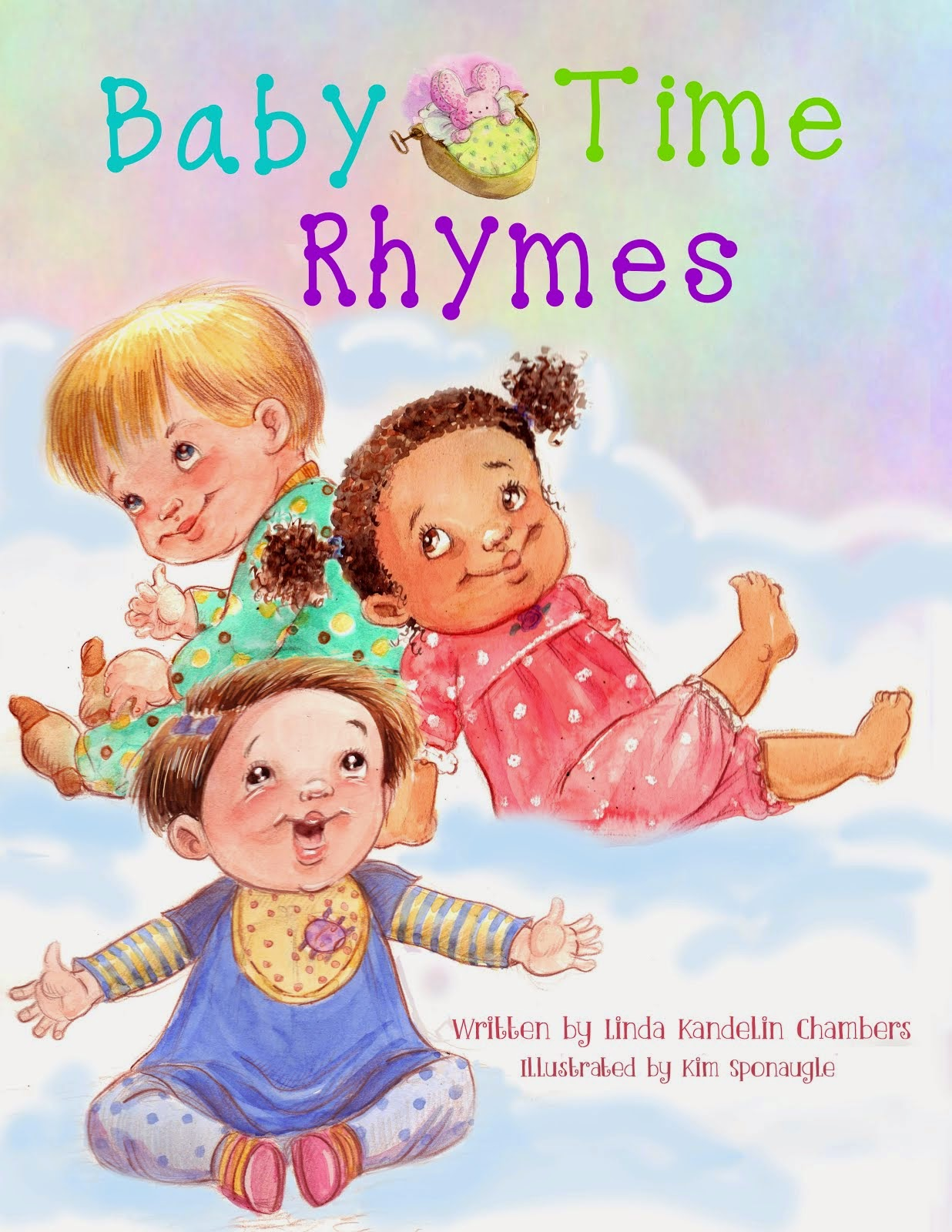 Baby Time Rhymes is now available!