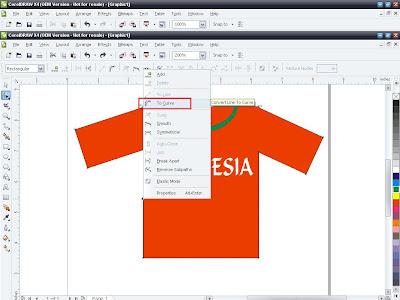 Cara membuat desain baju untuk para pengguna baru CDraw. Kamu bisa ...