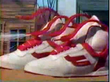 Remember The ShowDown Between The Classic Bally Sneaker & The Classic Cone-Tip Adidas!