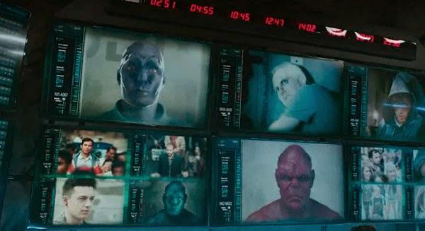 Galería de villanos de Supergirl 1x01