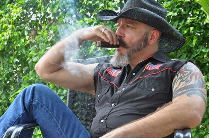 from Shane gay cigar smoking videos