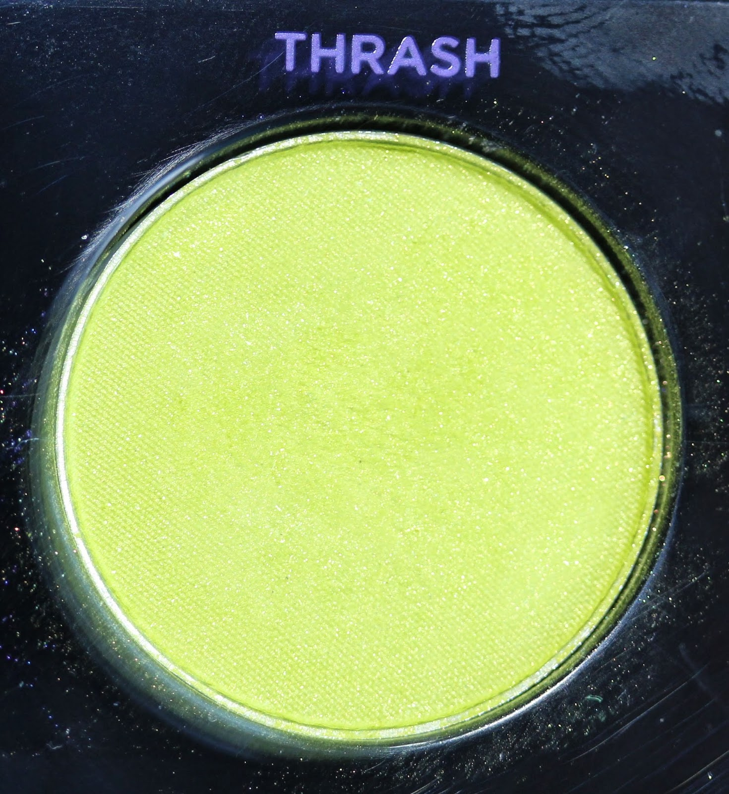 Urban Decay Thrash from the Electric palette