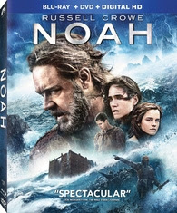 Noah (2014) Blu-ray