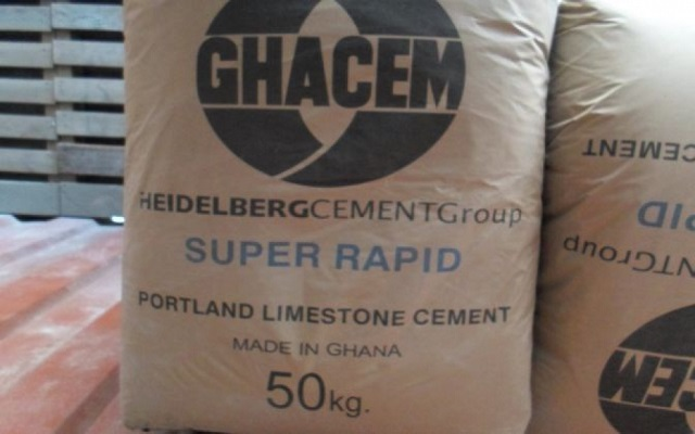 Imported cement scuttles GHc50m revenue
