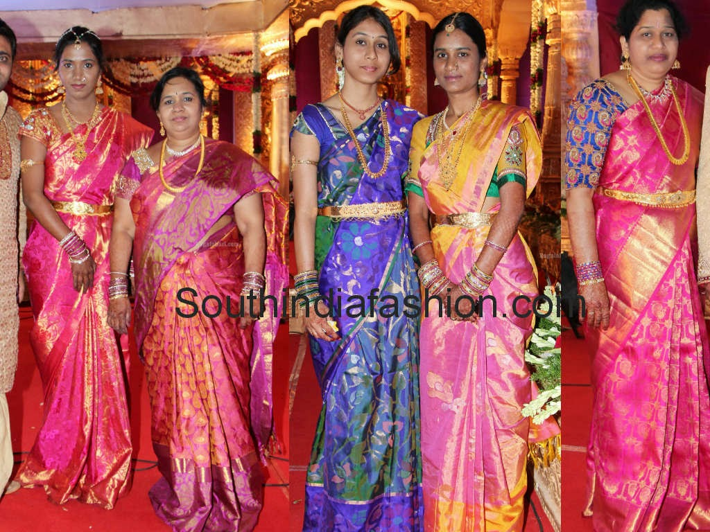 silk saree blouse deisgns