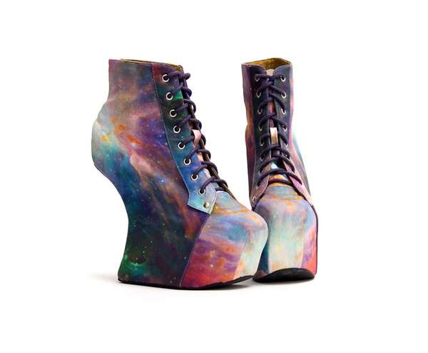Jessi Jae Joplin's Personal Favorite: Jeffrey Campbell x Black Milk Clothing photo 4