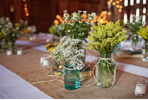 How To Decorate For Wedding Reception