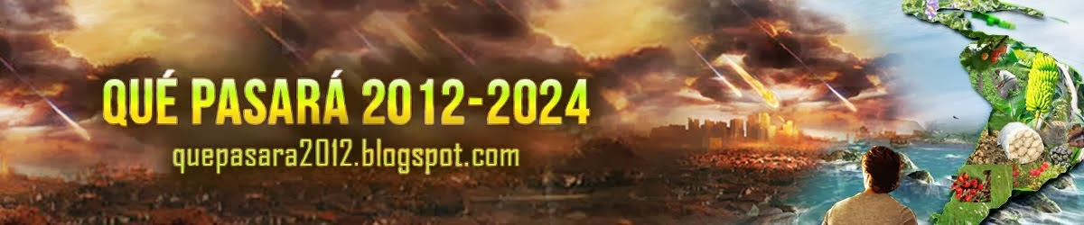 Que pasara en el 2012