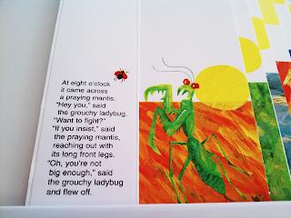 Mami Mormon The Grouchy Ladybug