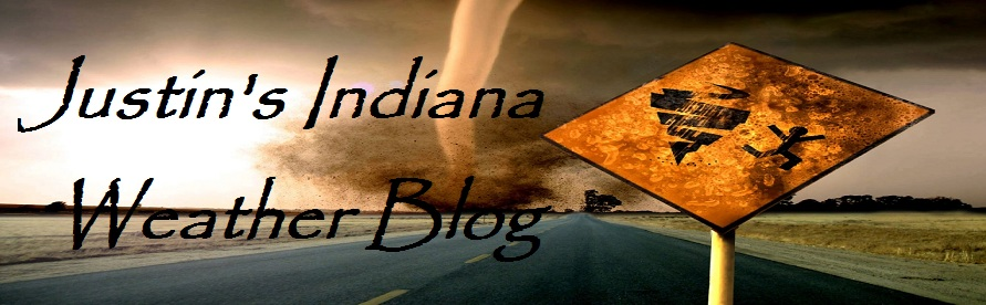 Justin&#39;s Indiana Weather Blog