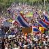 """Biểu tình ở Thái Lan – gửi các anh  """"nhân xĩ, chí thức"""""""