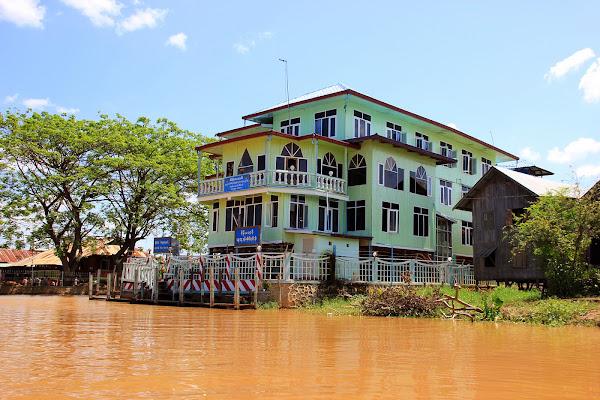 Hoteles en Taunggyi y Nyaungshwe (Lago Inle)