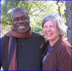 Larry Ward and Peggy Rowe-Ward, The Lotus Institute's Dharma Teachers