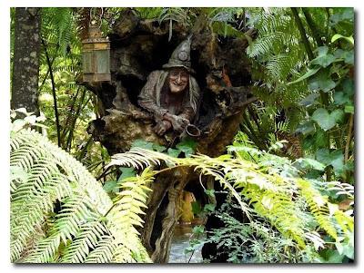 Las esculturas mágicas de Bruno Torfs - Marysville Australia - Jardín de esculturas22