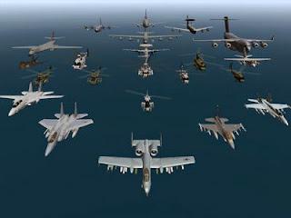Aviones OTAN