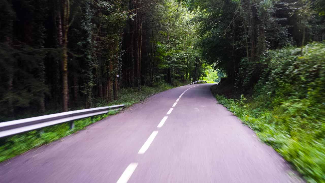 Salidas en bici de carretera