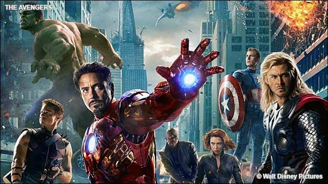 Download Film The Avengers Gratis