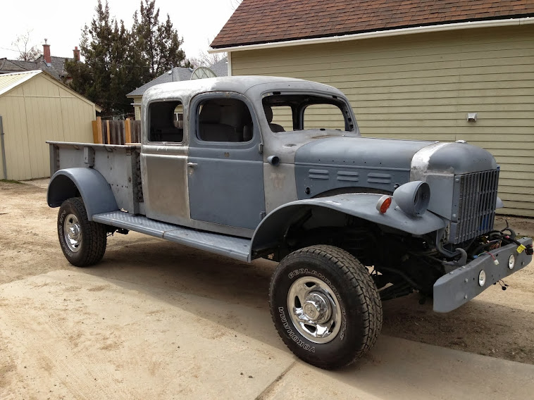 37616 1957 ford ranchero together with Dodge Power Wagon On Craigslist in addition 4899129557 further 2455644836 likewise 1966 dodge truck. on 1952 dodge power wagon