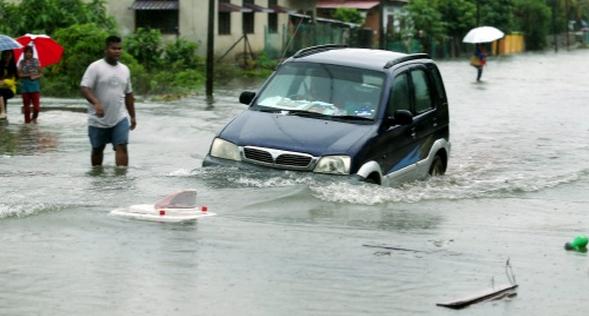 banjir di pantai timur malaysia
