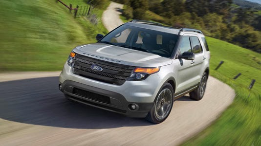 Explorer Sport Intrigues Younger, More Affluent Ford Consumers