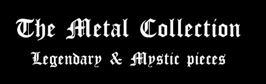 The Metal Collection - Demos, Rares Lives and Signed Pieces