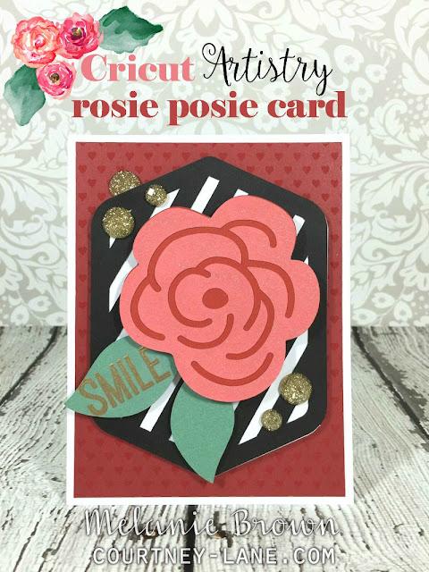 rosie posie card