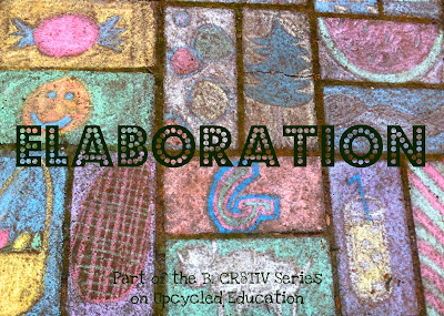 Elaboration - Attribute of Creative Thinking