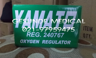 Regulator O2 Industri