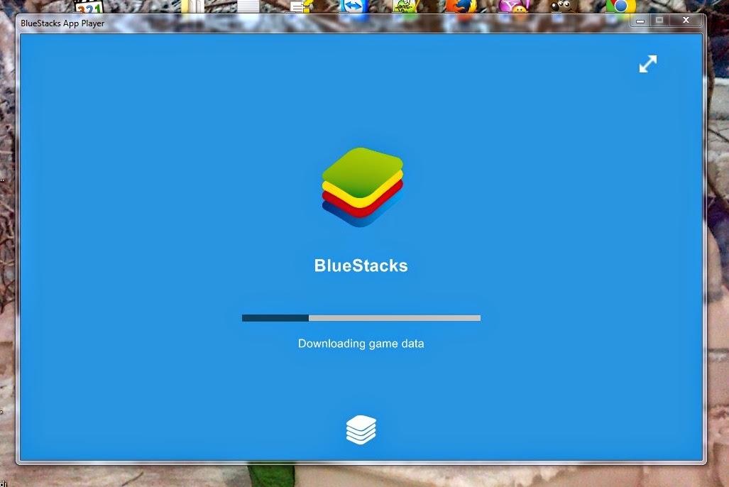 Install BlueStacks di PC Denga Mudah