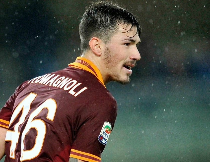 Arsenal want Roma's Italian defender Alessio