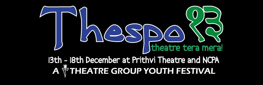 Thespo 13 - Theatre Tera Mera
