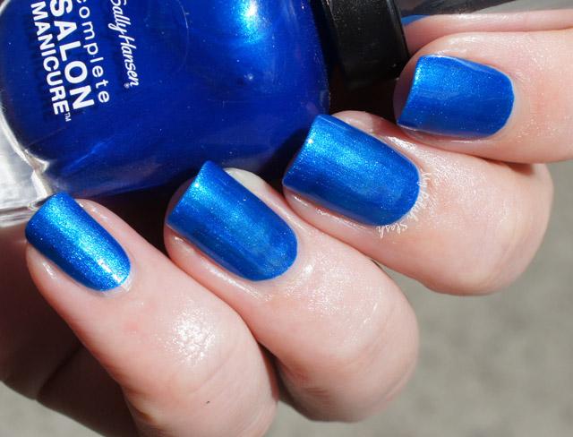 Sally Hansen Blue Crush