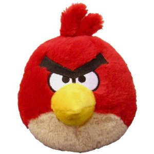 Angrybird jam angry birds red bird and big brother - Angry birds big brother plush ...