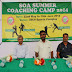 10-day SOA summer coaching camp begins, 150 children attend on 1st day