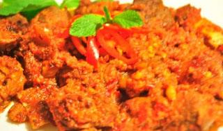 Resep Daging Sapi Spesial Bumbu Rujak