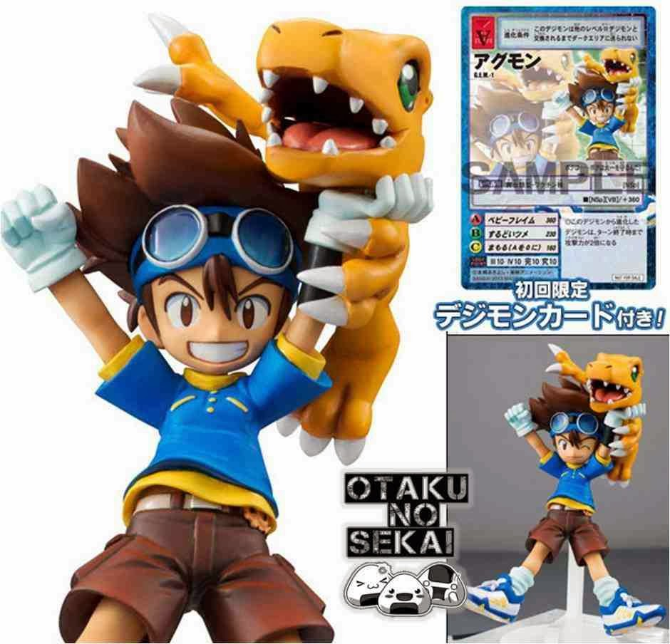 G.E.M. Series - Digimon Adventure: Tai & Agumon