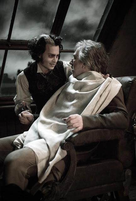 Sweeney Todd,The Demon Barber, movies