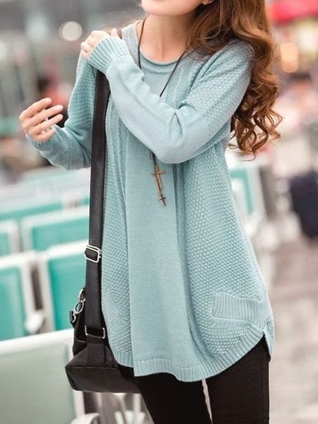 Stylish Sweater Dress - I Want It