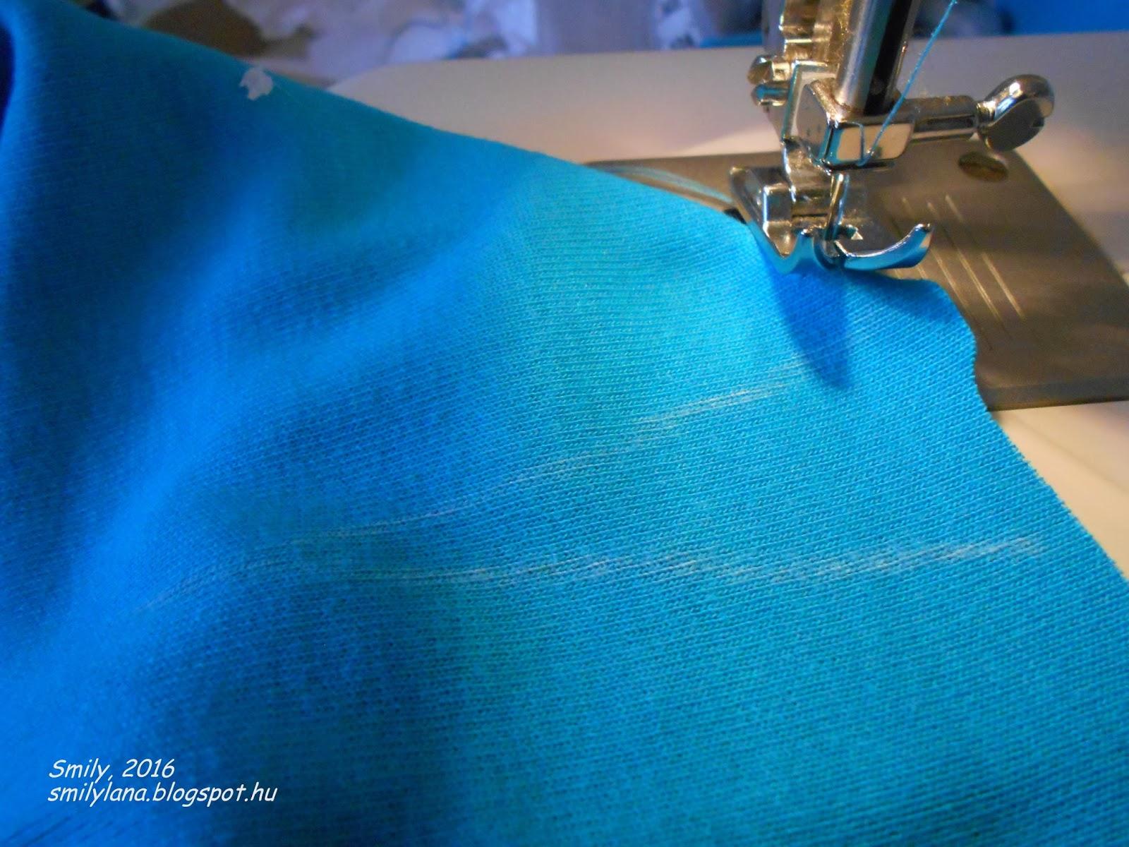 Как шить трикотаж на обычной швейной машине: все о трикотажном шве 93