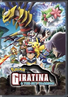 Giratina V Bng Hoa Ca Bu Tri Thuyt Minh  - Pokemon Movie 11: Giratina And The Flowers Of The Sky Thuyt Minh  - 2009