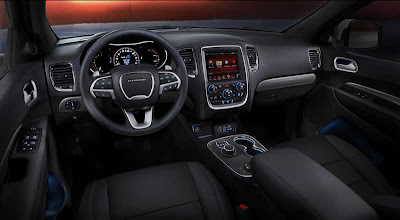 dodge vehicles interior - dodge durango suv cars
