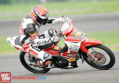 yamaha jupiter z racing